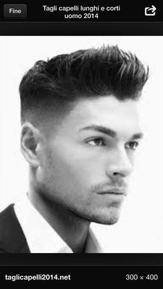 Taglio uomo 2014 Taglio Di Capelli Corto, Uomini Haircut, Stili Di Capelli  Corti,