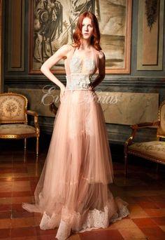 Vestido de novia Modelo Albahaca