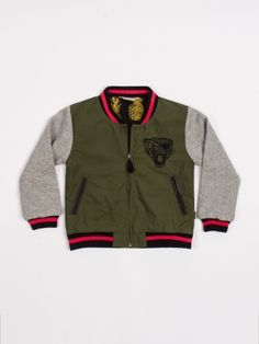 College Jacket by Munster - ShopKitson.com