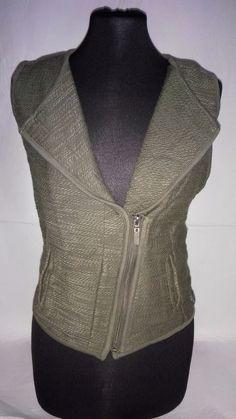 Damen Weste Strickweste  Sakko Bluse 100% Baumwolle Gr. M-L in Kleidung & Accessoires, Damenmode, Westen | eBay!