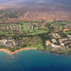 Just got a birds eye view of Maui from the sky... Such a fun helicopter ride!  #mustdo