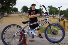 Bike Check: Connor Fields, Chase Team Edition (@cfields)
