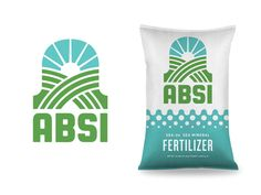 ABSI Logo and Packaging by Marc Ferrino