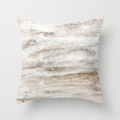 Via: BrookeRyanPhoto (Etsy) Throw Pillow Cover - Soft Driftwood - Beige, Tan, Taupe, White, Ivory