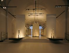 Wilmotte & Associes / Louvre Museum, Department of Tribal and Aboriginal Arts