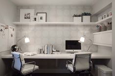 Blog Moldurapop: Fazendo a decoração de um Home Office (Iluminação)
