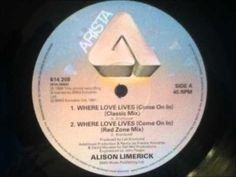 Alison Limerick - Where Love Lives (Classic Mix) - YouTube