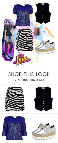 """soy luna"" by maria-cmxiv on Polyvore featuring AG Adriano Goldschmied, River Island and Gipsy"