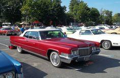 1970 Cadillac Deville convertible | Flickr - Photo Sharing!