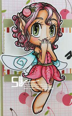 Melissa Made: Mushroom Fairy - Some Odd Girl
