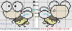 Tiny Cross Stitch, Cross Stitch For Kids, Cross Stitch Cards, Beaded Cross Stitch, Cross Stitch Animals, Cross Stitching, Cross Stitch Embroidery, Cross Stitch Patterns, Canvas Designs