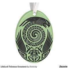 LifeLuck Talisman Ornament