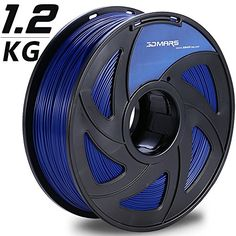 - Dimensional.. Relieving Heat And Thirst. 2.2 Lbs 1kg Spool 1.75mm Light Blue Pla 3d Printer Filament