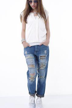 Eros Collection printemps/été 2015 #EROSCOLLECTION #PP15 #SS15 #style #fresh #spring #printemps #jeans #jeansaddict #look