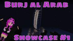 MINECRAFT | Burj Al Arab Hotel showcase #1