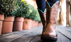 Breaking in those boots doesn't have to be painful!