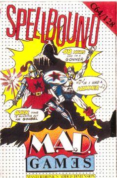 Spellbound (C64)