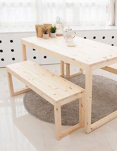 모던 슬림 테이블