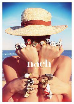 Les pin's de Nach Bijoux : L'incontournable come-back !