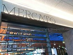weekend brunch at Mercato by Jean-Georges Hong Kong