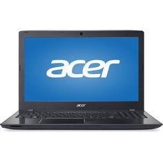 Buy Acer Aspire E5-575-72L3 15.6-Inch Laptop Windows 10 Home Intel Core i7-6500U Dual-Core Processor 8GB Memory 1TB Hard Drive only $509  Today You can buy Acer Aspire E5-575-72L3 15.6-Inch Laptop Windows 10 Home Intel Core i7-6500U Dual-Core Processor 8GB Memory 1TB Hard Drive only $509 at Walmart store. This product is being trending now with discounted price.  Buy Now only $509. Limited Offer!  About this products  Brands: Acer  Models: E5-575-72L3  Today Price: $509  Ratings: 3.986 of 5…
