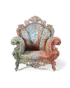 Proust Chair, Alessandro Mendini