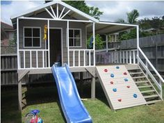 Cubbyhouse kits : Diy Handyman Cubby house : Cubbie house Accessories: Testimonials