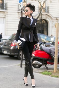 """""""Style Crush: Esther Quek, distinguished group fashion and beauty director of luxury Middle Eastern publications The Rake and Revolution and frequent contributor to Condé Nast..."""