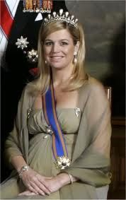 Princess Maxima of the Netherlands, Beautiful tiara!