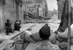 La herida de España: se cumplen 75 años de la Guerra Civil - Fuente: AFP.