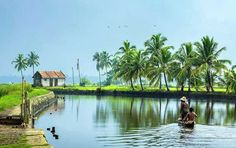 Kerala is one of the most explored tourist destinations to the south most tip of India. Holding in the best of attractions and elements of interest Kerala is a land welcoming travellers to a greater extent. Kerala Travel, Kerala Tourism, India Travel, Landscape Photos, Landscape Photography, Nature Photography, Kerala Backwaters, Rural India, India Tour