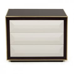 Bream Bedside Table | Side & Bedside Tables | Cabinetry | Design Library | Ben Whistler Custom Furniture Made To Order