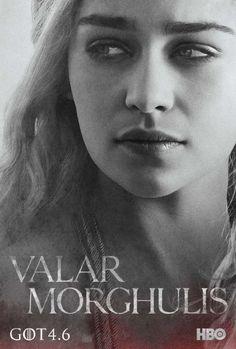 Emilia Clarke in Game of Thrones (2014)
