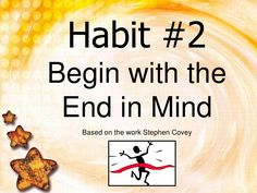begin-with-the-end-in-mind-1 by danielleisathome via Slideshare