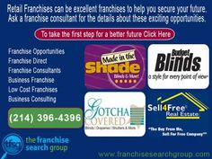 Retail Franchises are excellent franchises to invest for the future - For Sale Ads - Business Opportunities - Denver, Colorado - 382699