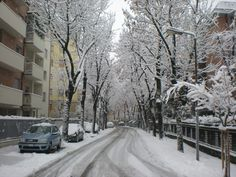 Snowfall 22 feb 2013
