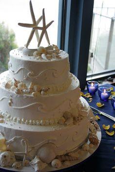 starfish bride and groom | Starfish wedding cake topper-Starfish ...