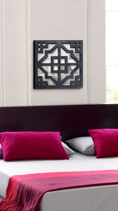 WOODMİRROR - ASMARA Wood Mirror, Bed Pillows, Pillow Cases, Home, Pillows, Ad Home, Homes, Haus, Houses