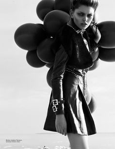 i want a black balloon shoot!!