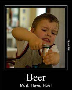#beer #largeforfun