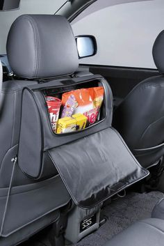 NAPOLEX Auto Car Drink Holder Storage Organizer Case 21.....this would be great for road trips