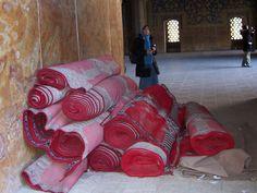 Photo by Yana - Iran, tappeti da preghiera