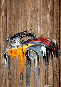 is part of Vw Beetle Live Phone Wallpaper X Cars Wallpaper - My favorite wallpapers of the internet (Smartphone,Desktop,Widescreen) Volkswagen New Beetle, Escalier Art, Vw Vintage, Phone Screen Wallpaper, Desktop, Car Posters, Apple Wallpaper, Harley, Automotive Art