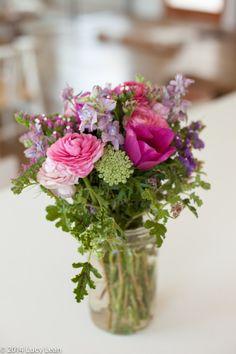 Silver Lake Farms CSA flowers - beautiful