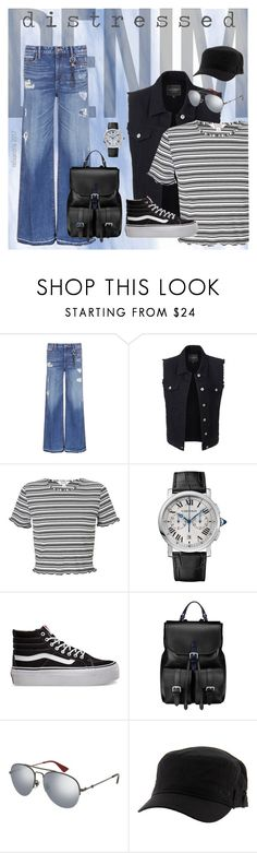 """Distressed Denim 