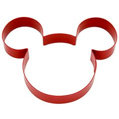Mickey Mouse cookie cutter for sugar cookies $5.95
