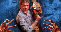 Comic-Con: 'Evil Dead' TV Series Coming from Sam Raimi and Bruce Campbell -- Sam Raimi reveals that he and brother Sam Raimi are working on an 'Evil Dead' TV series that Bruce Campbell will be involved in some capacity. -- http://www.movieweb.com/news/comic-con-evil-dead-tv-series-coming-from-sam-raimi-and-bruce-campbell