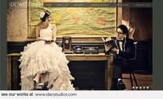 This would be the cutest pre-wedding photoshoot! Korean Wedding, Pre Wedding Photoshoot, Wedding Preparation, Photo Backgrounds, Photo Studio, Wedding Styles, Korean Fashion, Tulle, Wedding Photography
