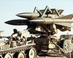 HAWK Missile loading