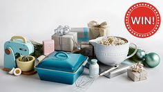 WIN with Le Creuset's Festive Facebook Giveaways!
